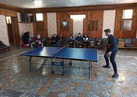 Теннисный турнир Старый двор